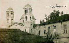 Mersin 1934 Zafer camii günümüzde olmayan Rum Ortodoks kilisesi zafer çarşısı namı diğer bit pazarı yerinde idi..yıkılmadan önce rum cemaat azlığı nedeniyle bir süre camii olarak faaliyet gösterdi...