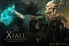 Xiall Court of the Dead Premium Format Figure