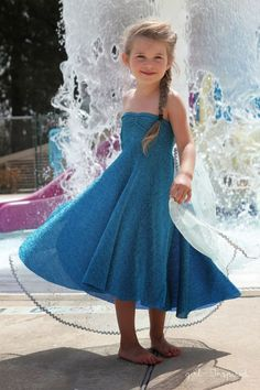 Tutorial - Frozen Elsa Dress | Sew Pretty Sew Free | Bloglovin'