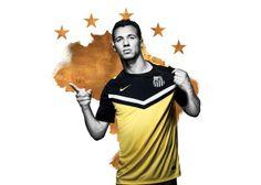 Santos 2014 Nike Third