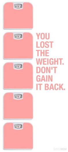 Keep up with your weight loss with these tricks.