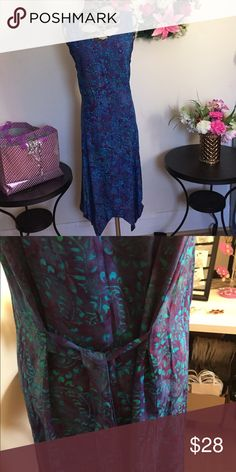 Summer dress By eagle ray traders. Medium and large available eagle ray traders Dresses