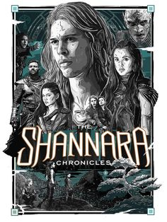 Shannara Chronicles Fan Art!