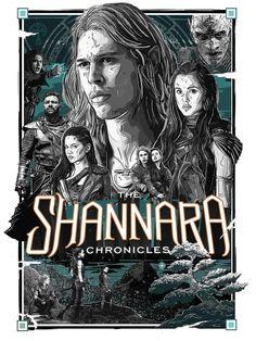 Shannara Chronicles Fan Art!