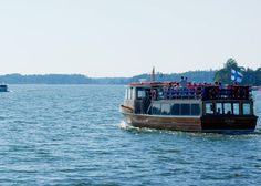 Vesibussit ja puistot Espoossa
