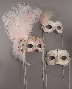 Gypsy Renaissance, beautiful masquerade masks.