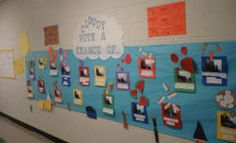 weather unit bulletin board