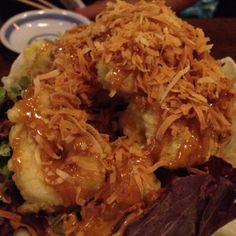 coconut shrimp Coconut Shrimp, Cabbage, Vegetables, Food, Veggies, Essen, Cabbages, Vegetable Recipes, Yemek