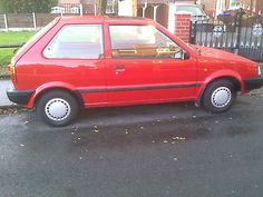 1988 Datsun Micra  ( Collet )    - http://classiccarsunder1000.com/archives/15945
