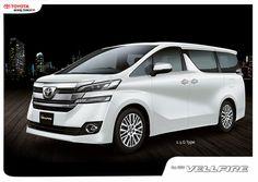 Toyota Auto2000 All New Vellfire cek spesifikasi dan harga di seluruh dealer Toyota Indonesia