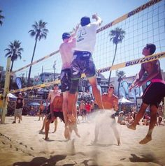 If you're looking to jump higher or increase your vertical for volleyball season VolleyVert is for you. It's an 8 week program designed with volleyball specific workouts.