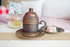 Turkish Coffee, Turkish Delights, Ottoman Style