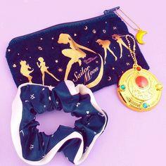 Miracle Romance la marque de cosmétiques inspirés de la célèbre série Sailor Moon débarque sur Misie Shop ! – Misie Shop Moon Light (Ensemble cosmétiques)