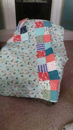 Back of Cece's quilt