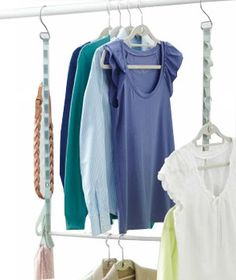 Double Hang Closet Rod - Real Simple Solutions