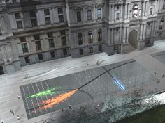 Janet Echelman interactive installation: Coming to Dilworth Park (Philadelphia City Hall) http://www.echelman.com/project/pulse/