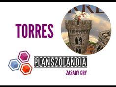Planszolandia: Wideo recenzja i zasady gry Torres # 80