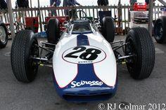 1963 Scirocco BRM, Goodwood Revival.