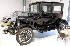 Ford T Modell - Baujahr 1925 - Deutsches Technikmuseum Berlin