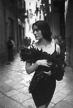 adreciclarte:Carmen Sammartin, Palermo 1991 by Ferdinando...