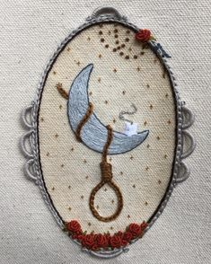 """4,282 Likes, 38 Comments - tinycup needleworks (@tinycup_) on Instagram: """"killing moon coming in at 6 of 7 and heading to @asraigarden in the near future for you to purchase…"""""""