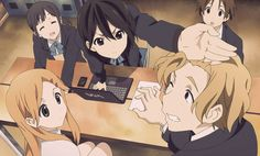 kokoro-connect, over head hand chop. Go Inaba Kokoro Connect, Schools Near Me, Best Romance Anime, Beautiful Girl Names, Comedy Duos, Anime Watch, Anime Recommendations, Comedy Anime, Best Dramas