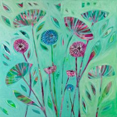 In The Breeze by Sussex artist Shyama Ruffell.