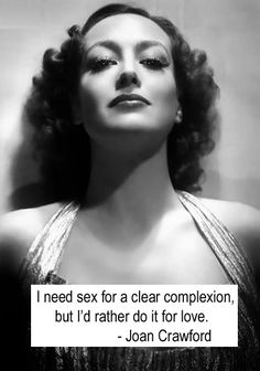 Community: 22 Brassy Quotes From Golden Age Sex Symbols