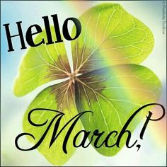Wishing you all the luck of the Irish . in this amazing month of March . With iwomens you will get daily Beauty and Fashion Pictures & tips for womens. March Baby, Happy March, March Month, March 3rd, December, Seasons Months, Days And Months, Months In A Year, Spring Months