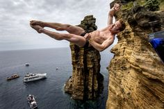 Life Goal - Go Cliff Jumping