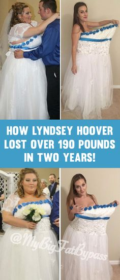 A McDonalds addict who used to tip the scales at over 330 pounds has underwent an almost 200 pounds weight loss transformation and become completely unrecognisable. Lyndsey Hoover used to eat over 4000 calories a day, every day, until an embarrassing moment on a plane were she couldn't buckle her seatbelt meant that she wanted …
