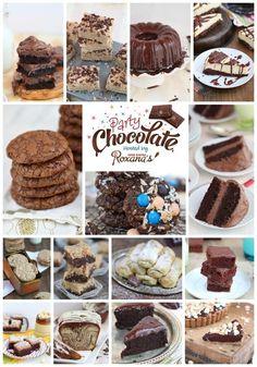 Celebrating #chocolateparty 1st Anniversary