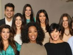 Oprah Winfrey will appear on a forthcoming episode of 'Keeping Up with the Kardashians'.