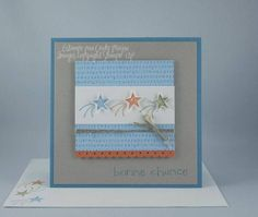 Good Luck by cindy_canada - Cards and Paper Crafts at Splitcoaststampers