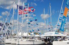 2014 Sailboat Show