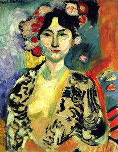 Women In Art History — The Idol, Henri Matisse