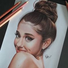 ariana grande art . i love this