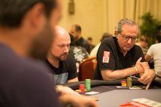 Le Team Pro Michel Abecassis #Winamax #SISMIX #poker #music #festival. Crédit photo: Caroline Darcourt