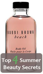 Bobbi Brown 'beach' Body Oil {a unique, moisturizing body oil that gives skin a sultry sheen as it scents with beach Fragrance. Contains four essential oils (Olive, Sesame, Avocado and Jojoba) and Vitamins E and C to soften and nourish skin. Beauty Secrets, Beauty Hacks, Beauty Products, Body Products, Beauty Tips, Beauty Bar, Beauty Shop, Natural Products, Makeup Products