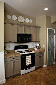 New Kitchen Soffit Decorating Ideas Ideas