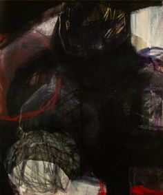 "Saatchi Art Artist Cynthia Gregorová; Painting, ""Litmus canvas I"" #art"