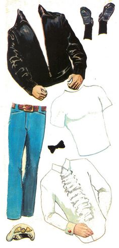 Fonzie cloths 1