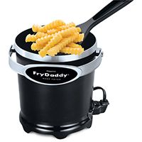 Presto 05420 FryDaddy Electric Deep Fryer Review