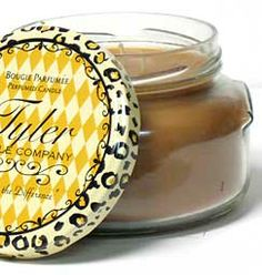These are my absolute favorite candles!  The most fragrant ever.  You can buy them at Heart's Desire in Frisco, Tx.