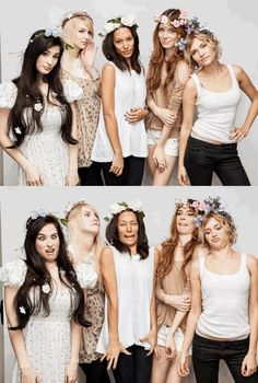 Pretty Girls Making Ugly Faces (4) bridesmaid photos funny, funny bridesmaid photos