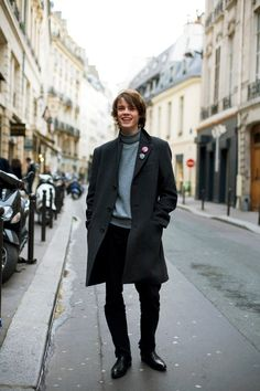 On the Street....Young paris part 2..........The Sartorialist