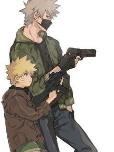 Kakashi,Naruto