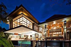 SGNW house by Metropole Architects located in Zimbali South Africa