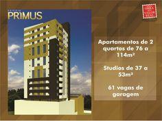 Projeto Edifício Primus, Curitiba - Paraná.