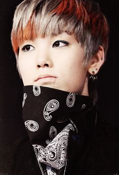 Zelo from B.A.P.
